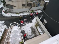 雪かき.JPGのサムネイル画像